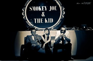Smokey Joe & The Kid + Miss Chemar 2 ©Aline Aubert Gilbert