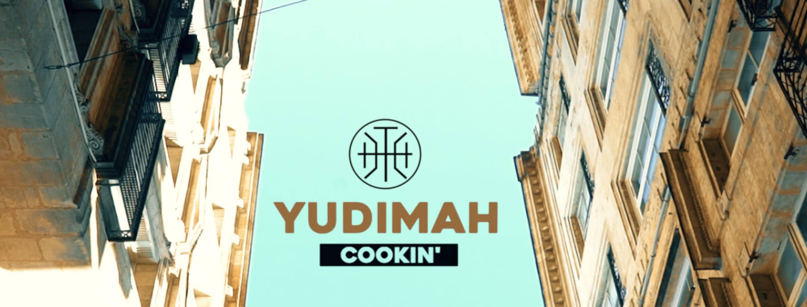 Yudimah - Cookin' (bannière)